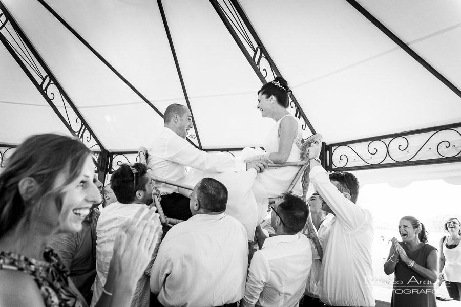 festa matrimonio parco le cicogne novara