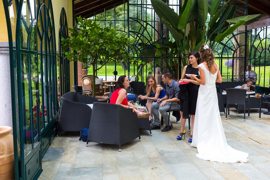 ricevimento di nozze cascina bonina