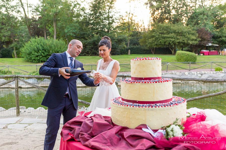 matrimonio parco le cicogne novara servizio fotografico