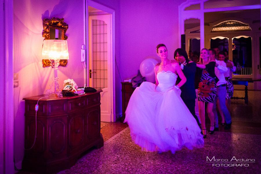 Festa matrimonio villa Frua Stresa