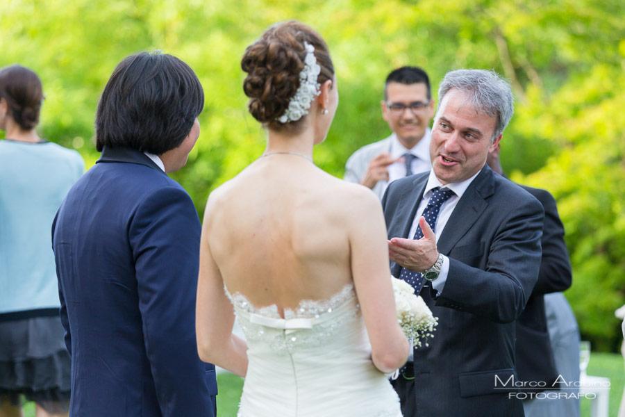 ricevimento matrimonio villa frua Stresa lago Maggiore