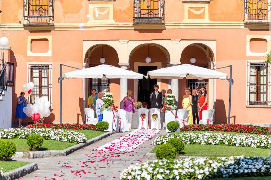 fotografo matrimonio villa bossi