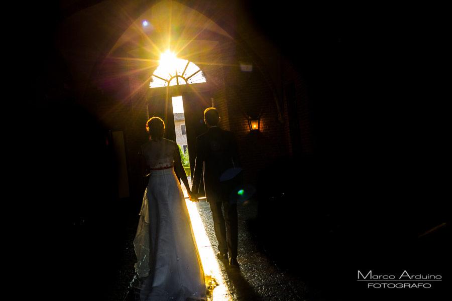 reportage fotografico di nozze al principato di lucedio