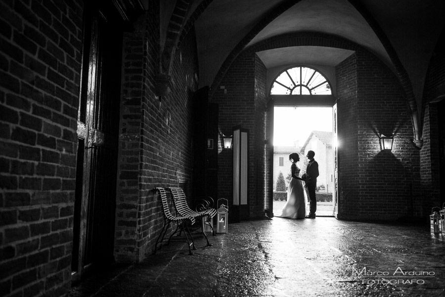 servizio fotografico di matrimonio al principato di lucedio