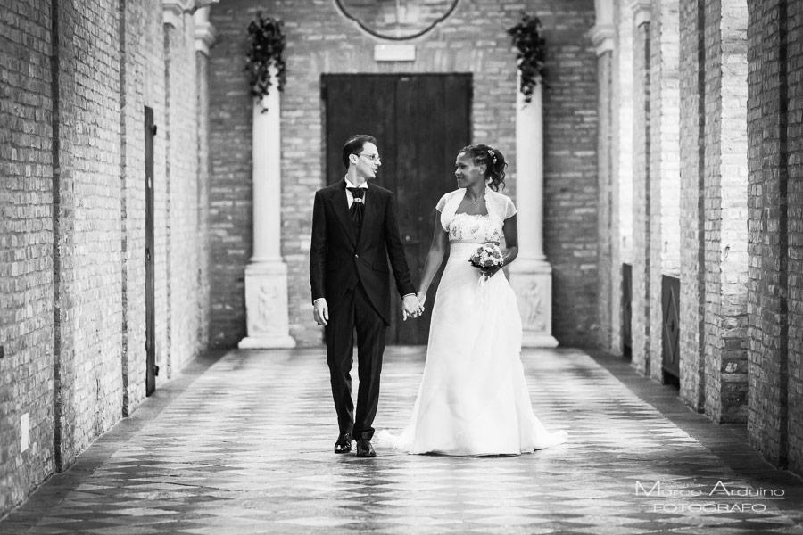 servizio fotografico di nozze al principato di lucedio