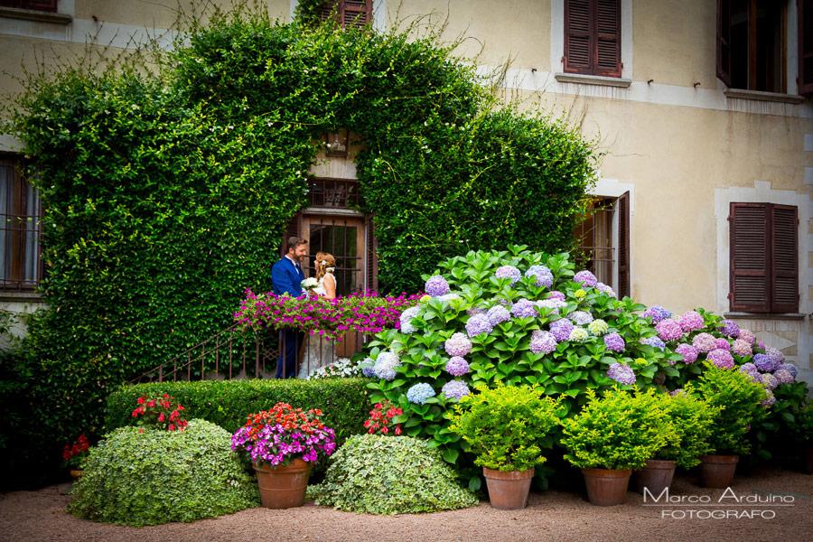 sposi abbazia santo spirito villa giannone Novara
