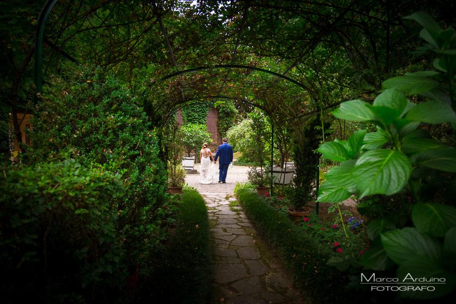 foto sposi abbazia santo spirito villa giannone lago maggiore