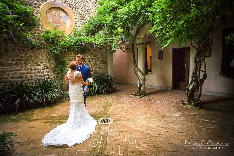 location matrimonio abbazia santo spirito villa giannone Arona