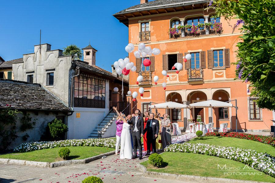Matrimonio Civile Villa Toscana : Matrimonio civile sul lago d orta in villa bossi