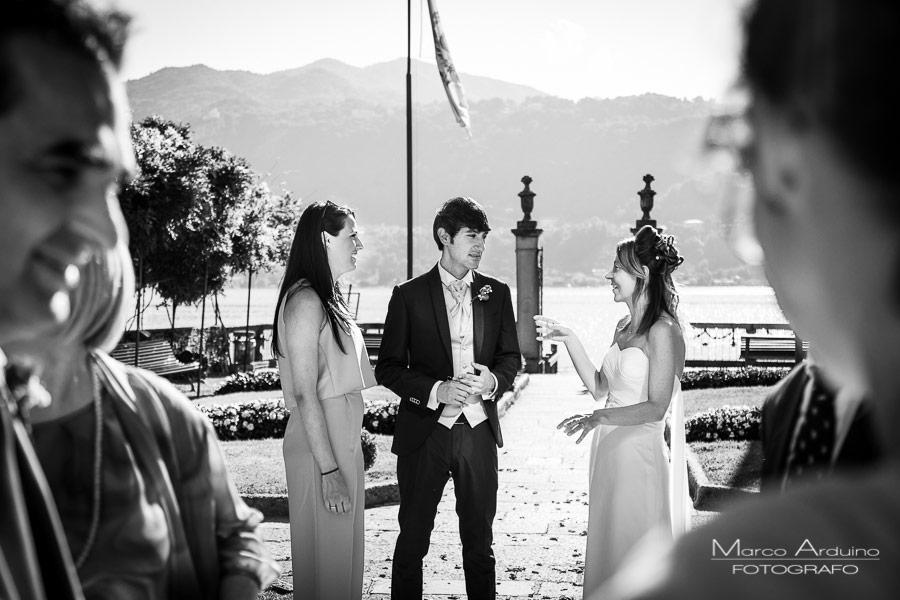 fotografo matrimonio villa bossi lago orta