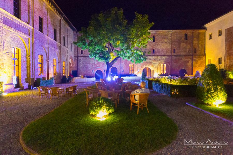 location di nozze principato di lucedio