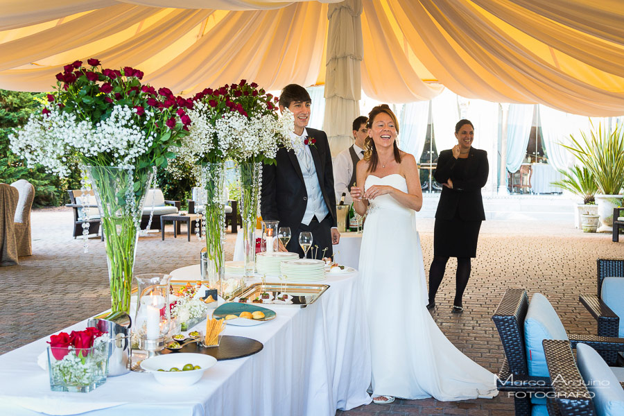 ricevimento di nozze villa crespi lago orta