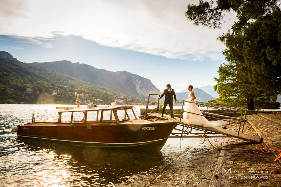 Fotografo matrimonio Stresa Isole Borromee