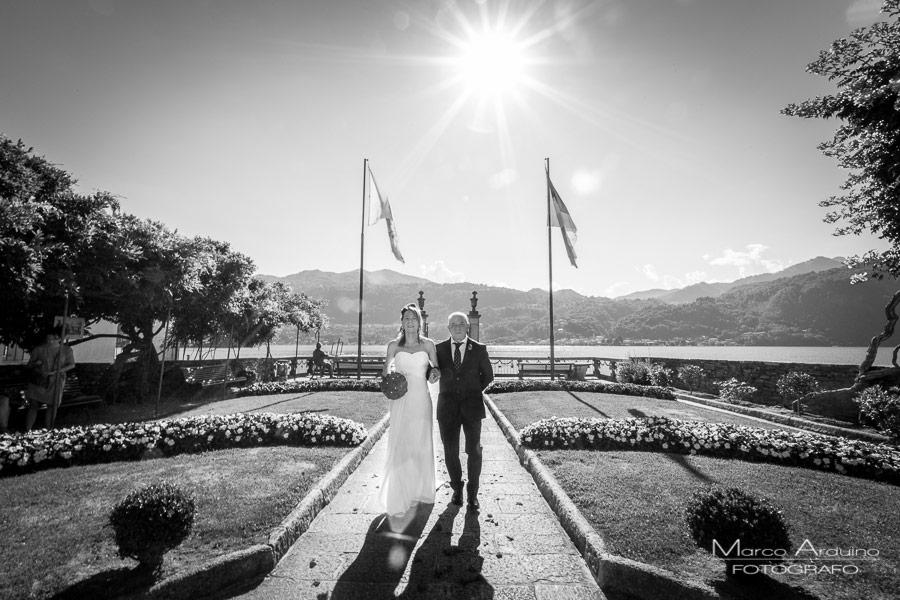 villa bossi matrimonio con rito civile lago orta