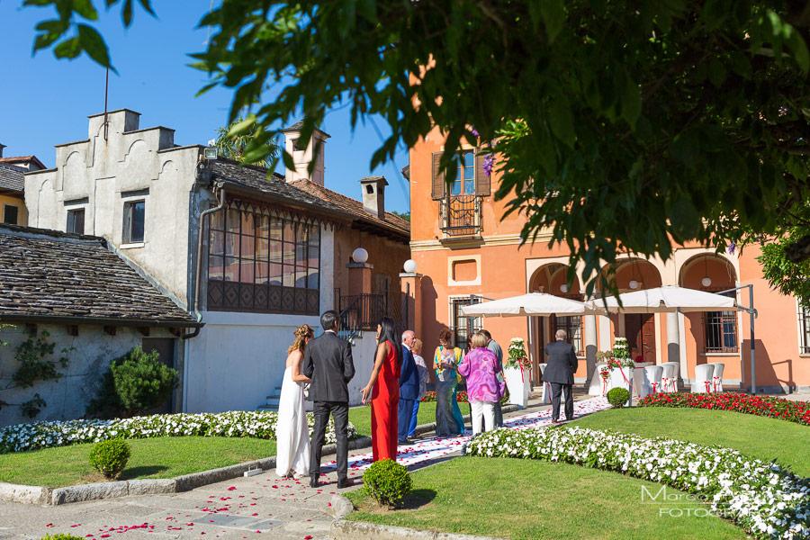 cerimonia civile villa bossi lago orta