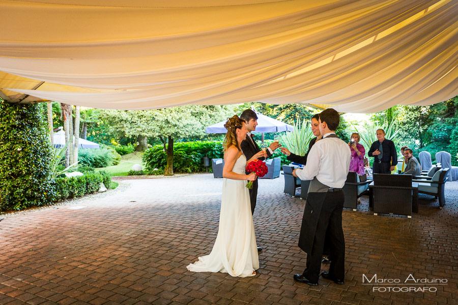 ricevimento matrimonio villa crespi lago orta
