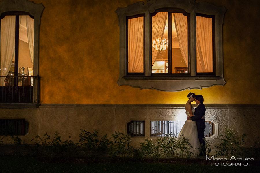 Reportage di matrimonio Villa Frua Stresa