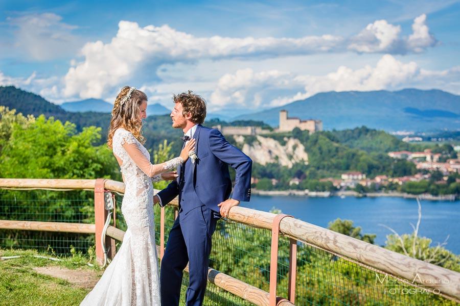 matrimonio alla rocca di arona