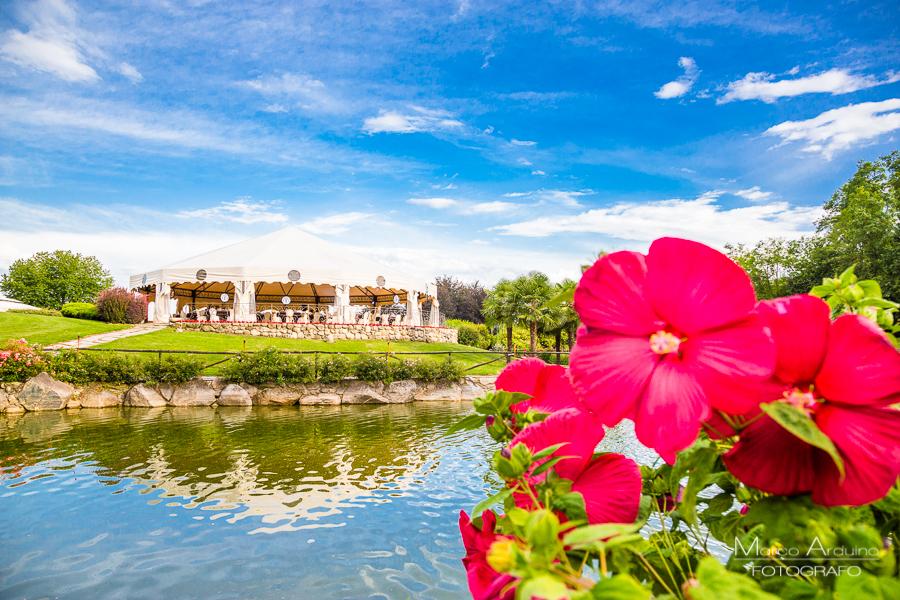 Matrimonio Parco le Cicogne