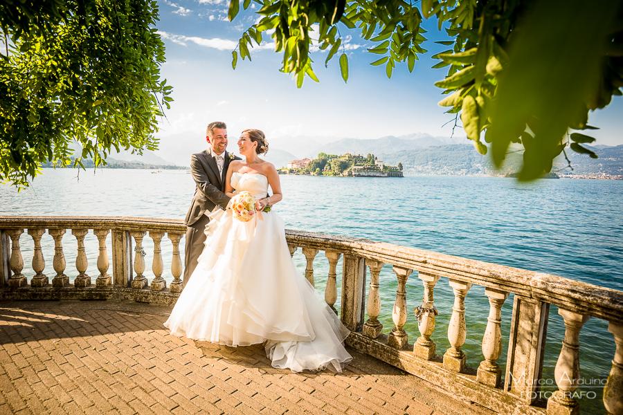 Fotografo matrimonio a Stresa