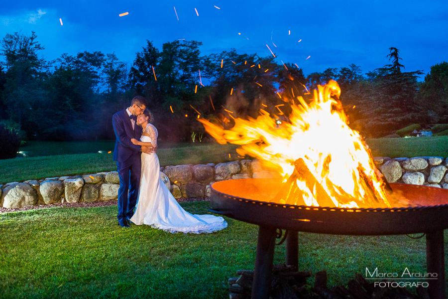 Fotografo matrimonio al Parco le Cicogne