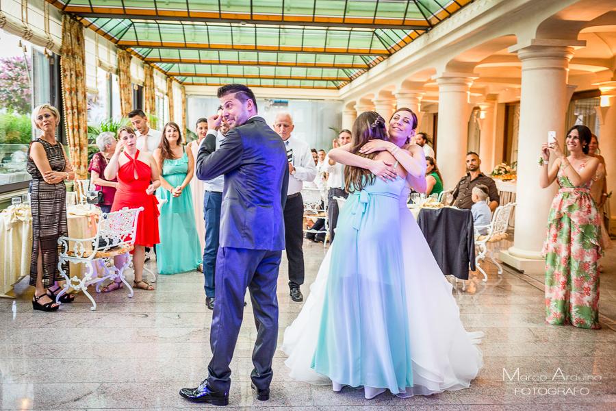 matrimonio Grand hotel bristol a Stresa