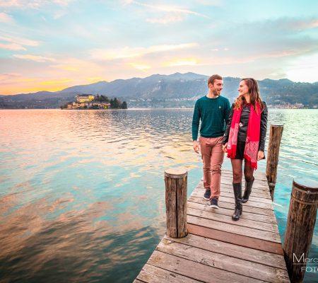 prematrimoniale sul lago d'Orta