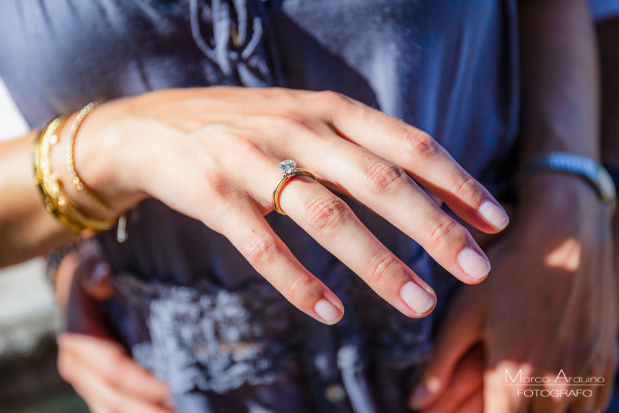 proposta di matrimonio a Stresa
