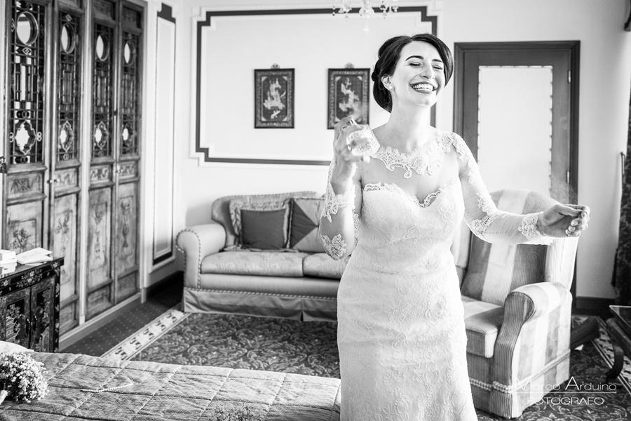matrimonio al Grand Hotel Des Iles Borromees