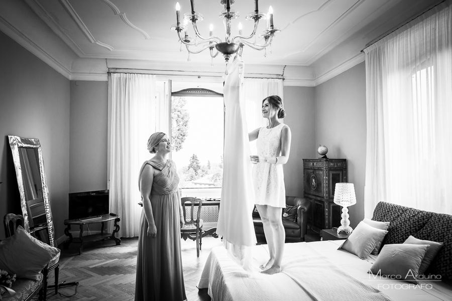 matrimonio a villa frua