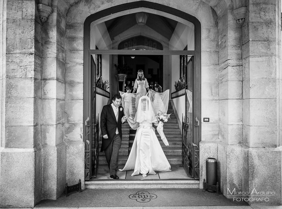 matrimonio castello da pozzo