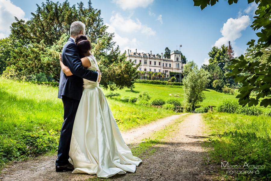 fotografie di matrimonio castello dal pozzo