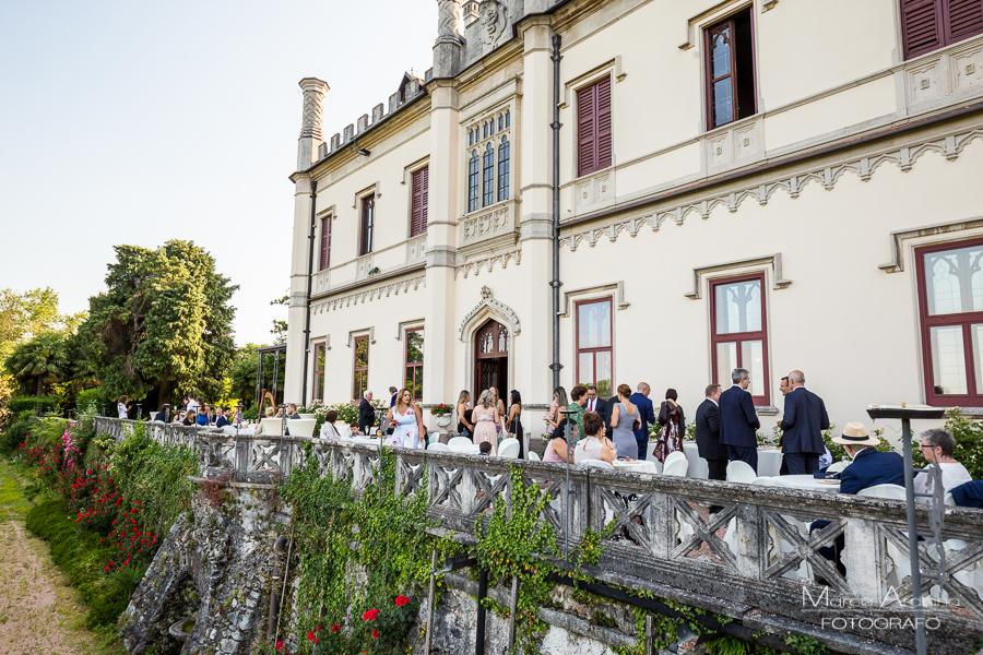festa di matrimonio castello dal pozzo