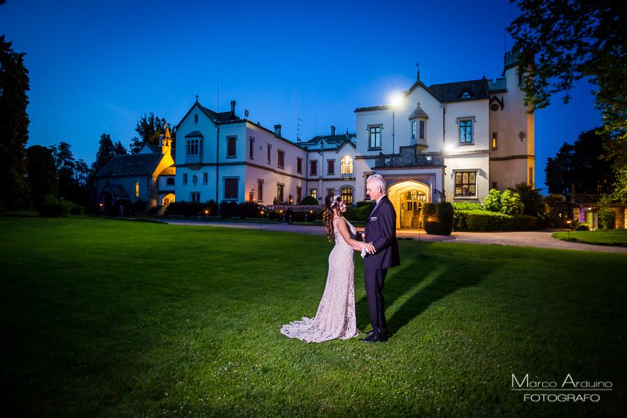 sposarsi al castello dal pozzo